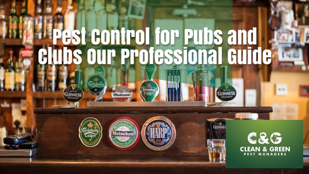 pest control pub & club